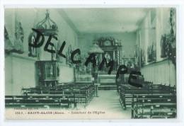 CPA - Saint Algis - Intérieur De L'Eglise - Zonder Classificatie