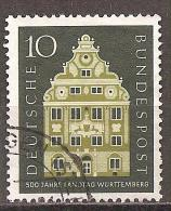 = BRD 1957 - Michel 279 O = - Used Stamps