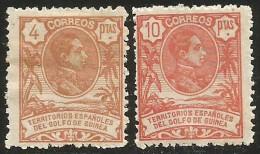 Guinea 70N/1N * - Spaans-Guinea