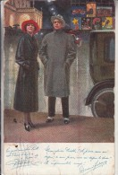 PUBBLICITA' ADVERTISING REKLAM WERBUNG-IMPERMEABILI PIRELLI VG 1924 X VERONA ORIGINALE D´EPOCA 100% - Pubblicitari