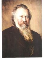 Johannes Brahms - Komponist - Composer - Musique Et Musiciens