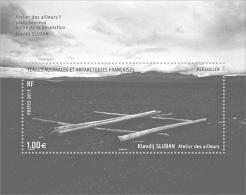 TAAF  2013  Atelier Des Ailleurs :  L´île De La Désolation** - Blocs-feuillets