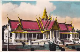CAMBODGE PHNOM PENH  PALAIS ROYAL (dil27) - Cambodia