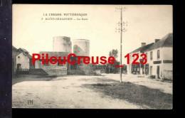 """23 Creuse - ST SAINT SEBASTIEN - """" La Gare """" - Autres Communes"""