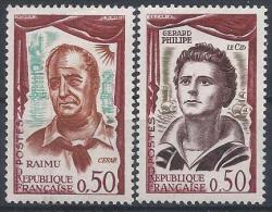 France N°1304-1305 ** Neuf - Neufs