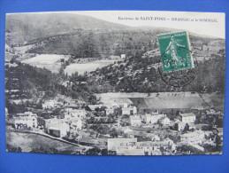 CPA Brassac (81) - Environs De Saint Pons - Brassac Et Le Sommail 1911 - Brassac