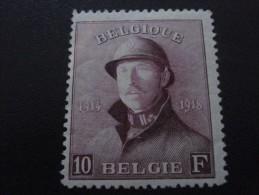 """BELGIQUE 178 ** """"10FRS CASQUE"""""""
