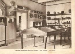 CT--N--1191--  CORTONA-ACCADEMIA ETRUSCA-MUSEO-SALA ROMANA E MEDIOVEVALE - Musei