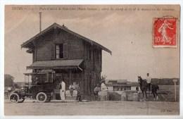 Tours, Poste D´octroi De Pont-Cher (Saint-Sauveur) ; Entrée Du Champ De Tir Et De Manoeuvres Du Menneton, 1908, ND 113 - Tours