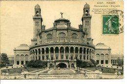 75016 PARIS - Palais Du Trocadéro - Façade - Arrondissement: 16