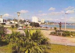 """BRASIL- FLORIANÓPOLIS: BRASIL TURÍSTICO """" A CAPITAL BARRIGA VERDE"""". PRACA GOVERNADOR CELSO RAMOS. CIRCULADA1974. GECKO. - Florianópolis"""