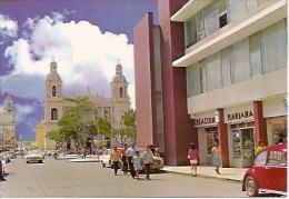 PER�: POSTAL N� 449. CHICLAYO-LAMBAYEQUE (PER�). VISTA DE LA CATEDRAL. CATHEDRAL VIEW. CIRCULADA INDETERMINADA. GECKO.