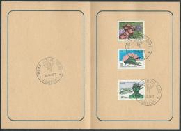 1972 ITALIA CORPO DEGLI ALPINI ANNULLO FDC - ED868 - 1971-80: Usati