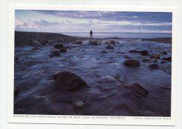 CANADA - AK 199856 Ontario - Mündung Des Montreal River In Den Lake Superior - Autres