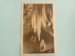 MIALET - Grottes De TRABUC, Baignoire Des Fées - Frankreich
