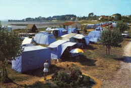 [17] Charente Maritime> Fouras-les-Bains Le Camping De L Esperance - Fouras-les-Bains