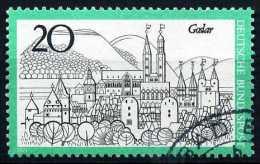 BRD - Michel 704 - OO Gestempelt (B) - Goslar - Oblitérés