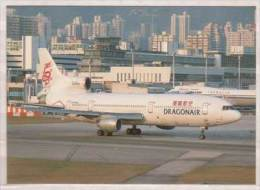 Dragonair , L 1011 - 1 , VR-HMW , C7n 1094 , Hong Kong 21.1.1994 - 1946-....: Modern Era
