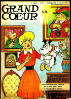 """"""" GRAND COEUR """" -  2 Ième Année - N° 21 - 1960 - Editions F.N.P. (Be). - Magazines Et Périodiques"""