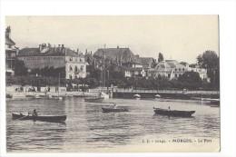 9527 - Morges Le Port Hôtel Du Mont-Blanc - VD Vaud