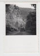 GUINEE - AUTOMOBILE ANCIENNE - 2 CV - En Montant Au KAKOULIMA - 1956 - Format 5.5X5.5cm - Automobiles