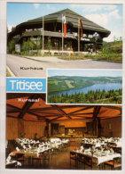 Kurhaus Titisee , Kurhaus - Kursaal , Mehrbildkarte - Titisee-Neustadt