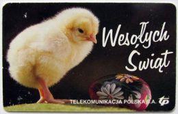 Poland (chip) - 25 U - 2002 - PL-D 71 - Se1 P - Easter - Poland