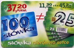 Poland (chip) - 25 U - 2002 - PL-D 99 - Se1 P - Poland