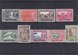 Malasia-Kedah 89/99  (Falta El 95 Y 96) - Kedah