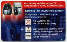 Poland (chip) - 25 U - 2002 - PL-D 110c - N1 E - Poland