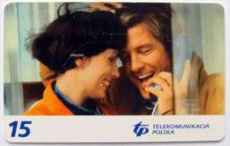 Poland (chip) - 15 U - 2003 - PL-D 115a - Se1 E - Poland