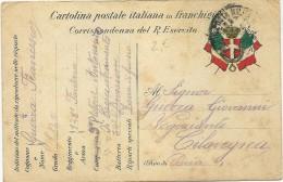 CILAVEGNA------ GUERRA FRANCESCO--128 FANTERIA 9 PLOT. 52 DIVISIONE --1915 - Pavia