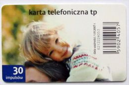 Poland (chip) - 30 U - PL-D 153a - Si E 01/01/07 - Poland
