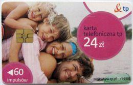 Poland (chip) - 60u - PL-D 200 - E2 P 01/10/12 - Family - Poland