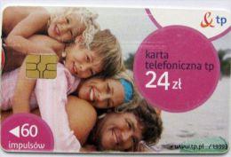 Poland (chip) - 60u - PL-D 200a - E2 P 01/05/13 - Family - Poland