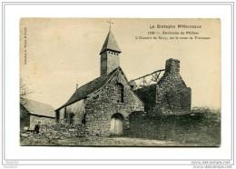 Environs De Plélan   L´Oratoire De Sivry Sur La Route De Trécesson - France