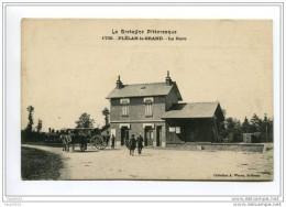 Plélan Le Grand  La Gare - France