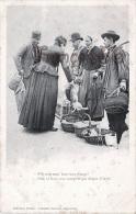 (16) - Croquis De Foire / Scène De Marché Patois - Types Charentais Vente D'un Lapin - Ed. Librairie Barraud à Angoulême - Angouleme
