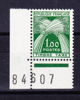1960 - Portomarken Mi # 97 ** - Taxes