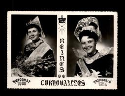 29 - HUELGOAT - Reines De Cornouailles - Coiffes - Costumes - Huelgoat