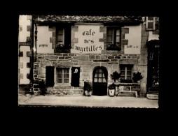 29 - HUELGOAT - Café Des Myrtilles - Crêperie - Huelgoat