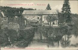 77  VILLENEUVE SUR BELLOT / Moulin Grison / - France