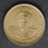 LESOTHO 5 LISENTE 1979 - Lesotho