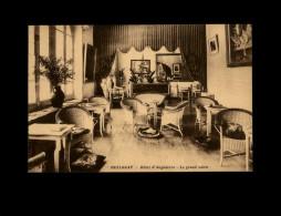29 - HUELGOAT - Hôtel D´Angleterre - Huelgoat