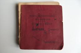 Lib282 Francais Italien, Manuel De Conversation Avec Prononciation, Garniere Freres, Paris 1926 Dizionario Lingue - Dizionari