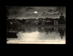 29 - HUELGOAT - Effet De Nuit - Huelgoat