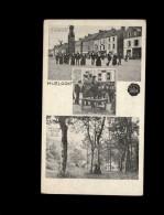 29 - HUELGOAT - Sonneurs - Huelgoat