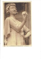 Cathédrale De STRASBOURG - N°253 - Le Tentateur - Pomme - - Paintings, Stained Glasses & Statues