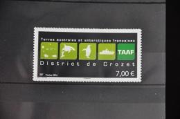 N 192 ++ TAAF 2014 DISTRICT DE CROZET MNH ** - Neufs