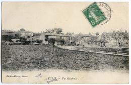 CPA TUBIE - VUE GENERALE - Autres Communes